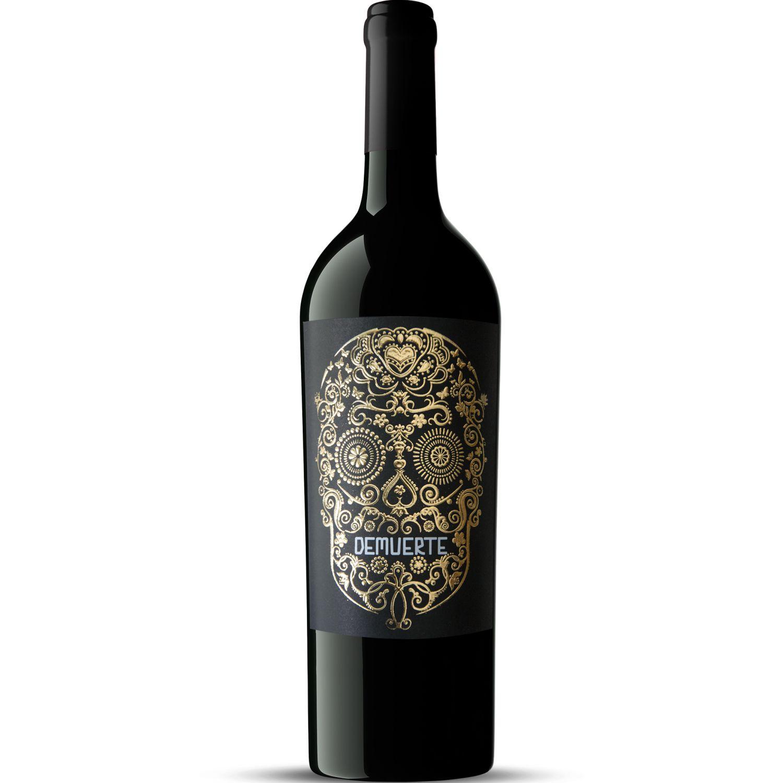 WINERY ON Vino Demuerte Gold Tinto X 750ml Sin color Vino Tinto
