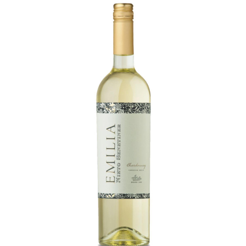 NIETO SENETINER Vino Emilia Chardonnay X 750ml Sin color Blanco