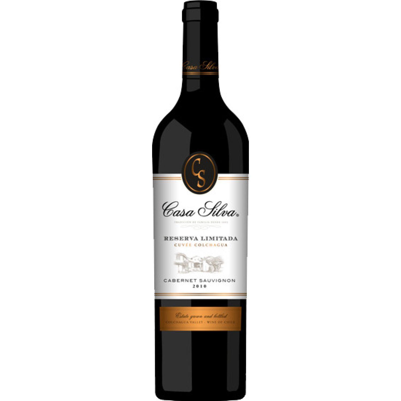 CASA SILVA Vino Reserva Sauvignon Blanc X 750ml Sin color Blanco