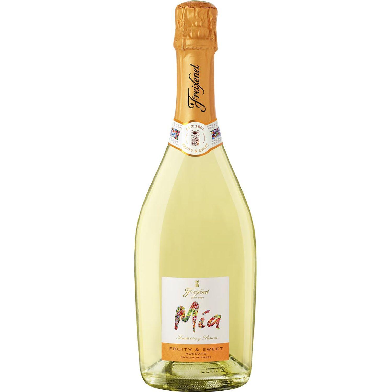 FREIXENET ESPUMANTE MIA MOSCATO X 750ML Sin color Espumantes y Champagne