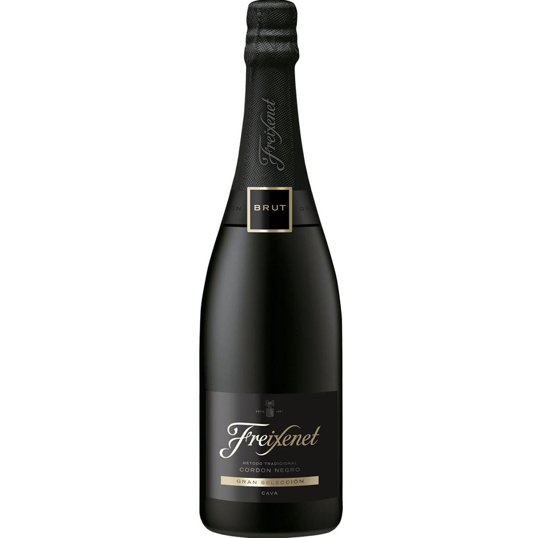 FREIXENET ESPUMANTE CORDON NEGRO BRUT X 750ML Sin color Espumantes y Champagne