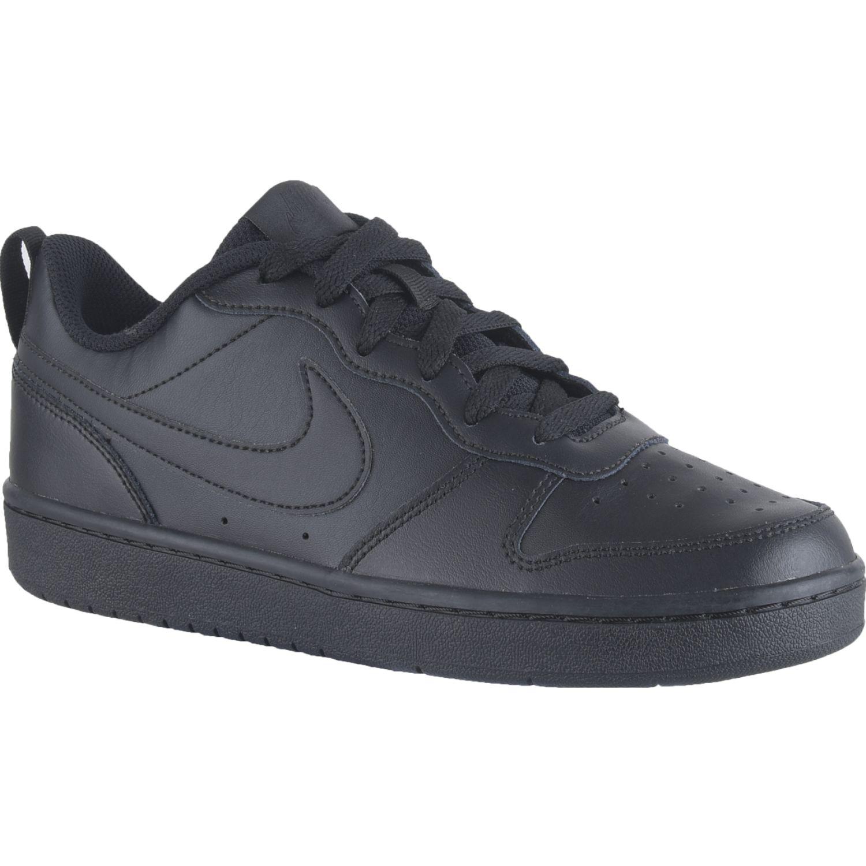 Nike Bq5448-001 Negro Niños