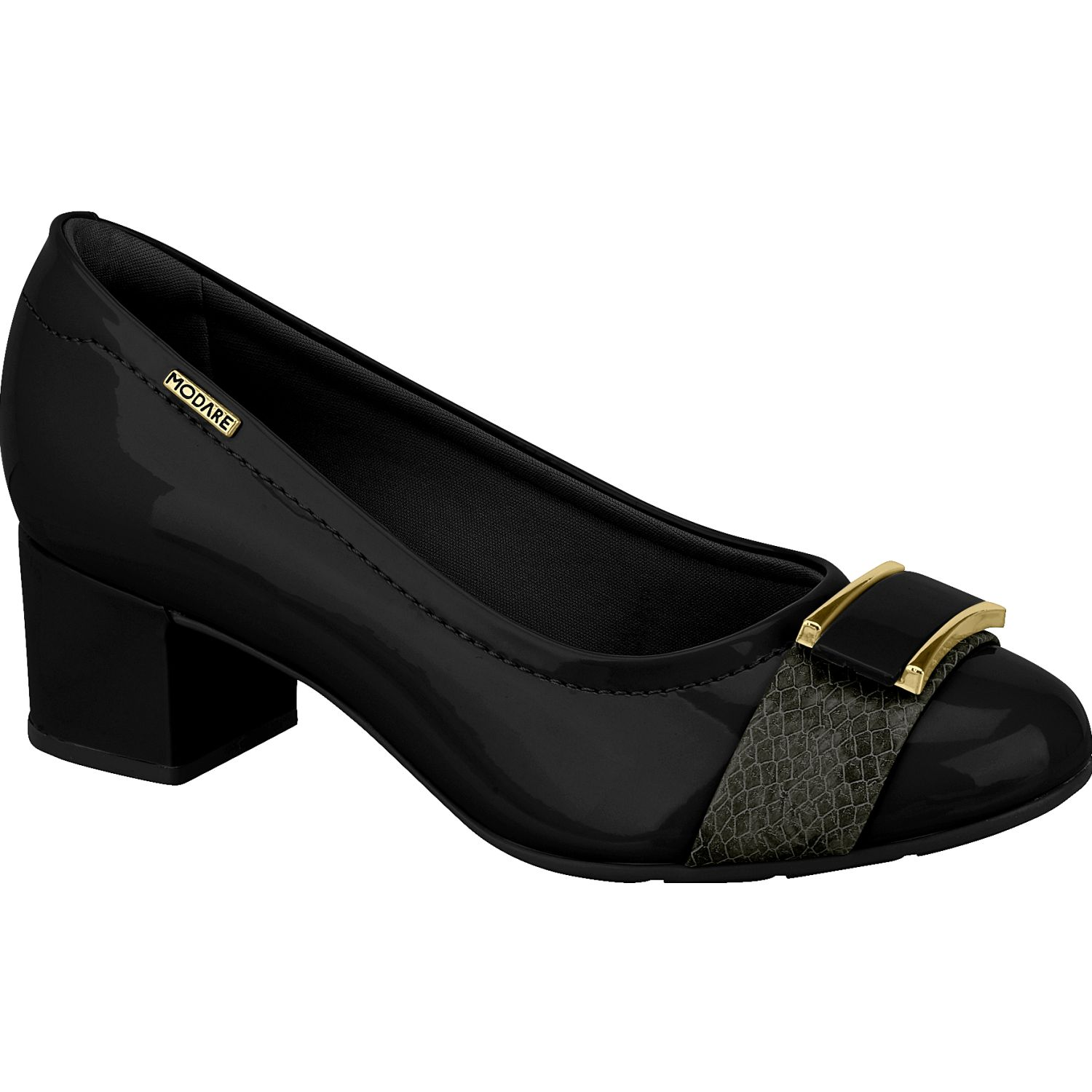 MODARE 7316.117.17809-16554 Negro Estiletos y pumps