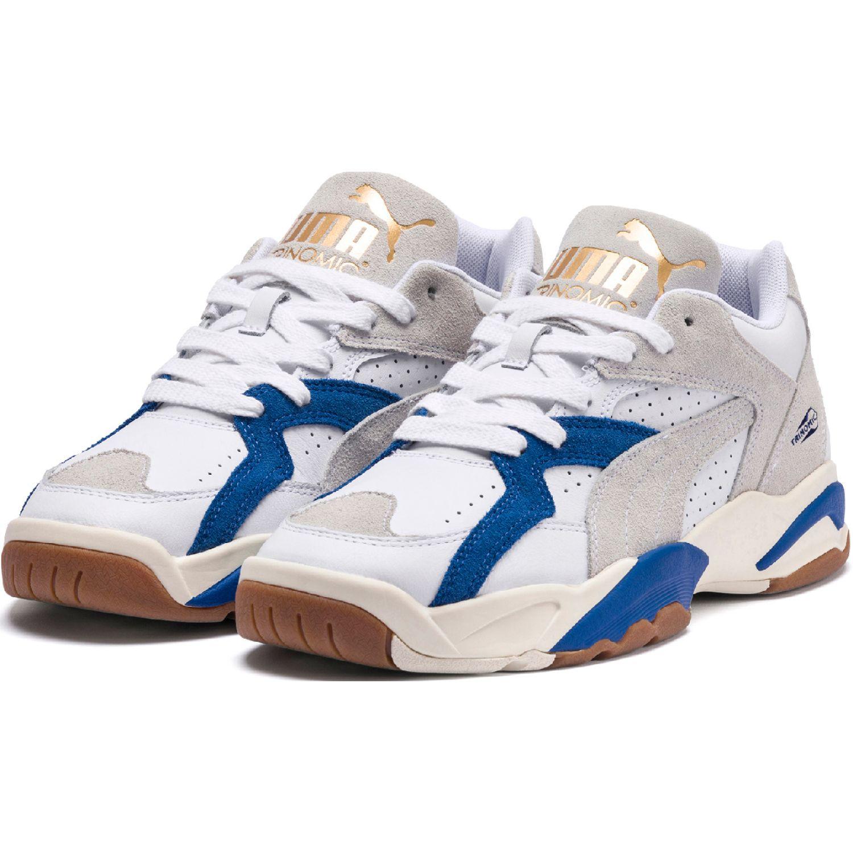 Puma Performer Og Blanco / azul Para caminar