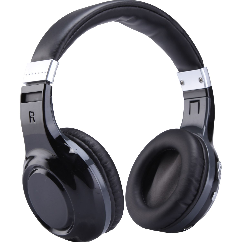 COBY Audífono Bluetooth Tipo Dj Over Ear Negro Auriculares en la oreja