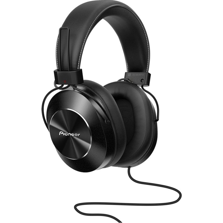 PIONEER Audífono Tipo Dj Con Microfono Negro Auriculares en la oreja