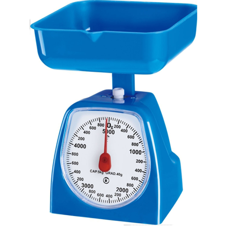 ICHIMATSU Balanza Reposteria 1 Kg. Azul Básculas mecánicas