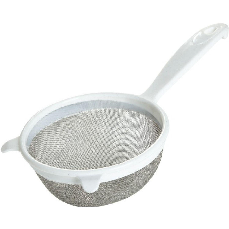 FACUSA Colador (Eh-Col-3) Ac. Inox. 18 Cm Blanco Coladores
