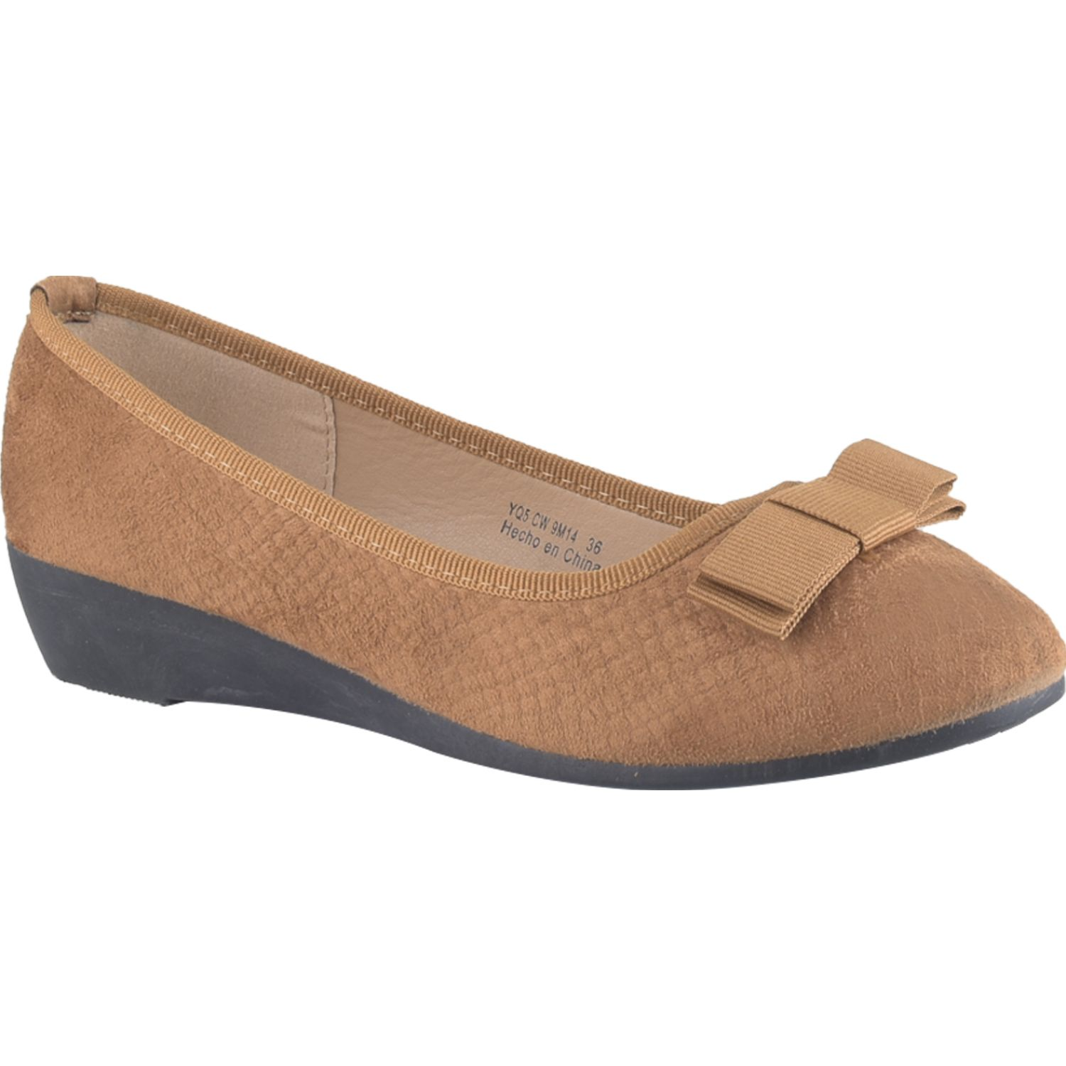 Platanitos CW 9M14 Camel Estiletos y Pumps