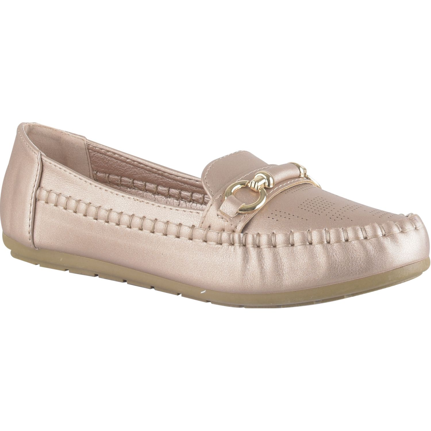 Platanitos M 3a10 Champagne Mocasines y slip-ons