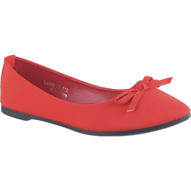 Platanitos Ch 816 Rojo Flats