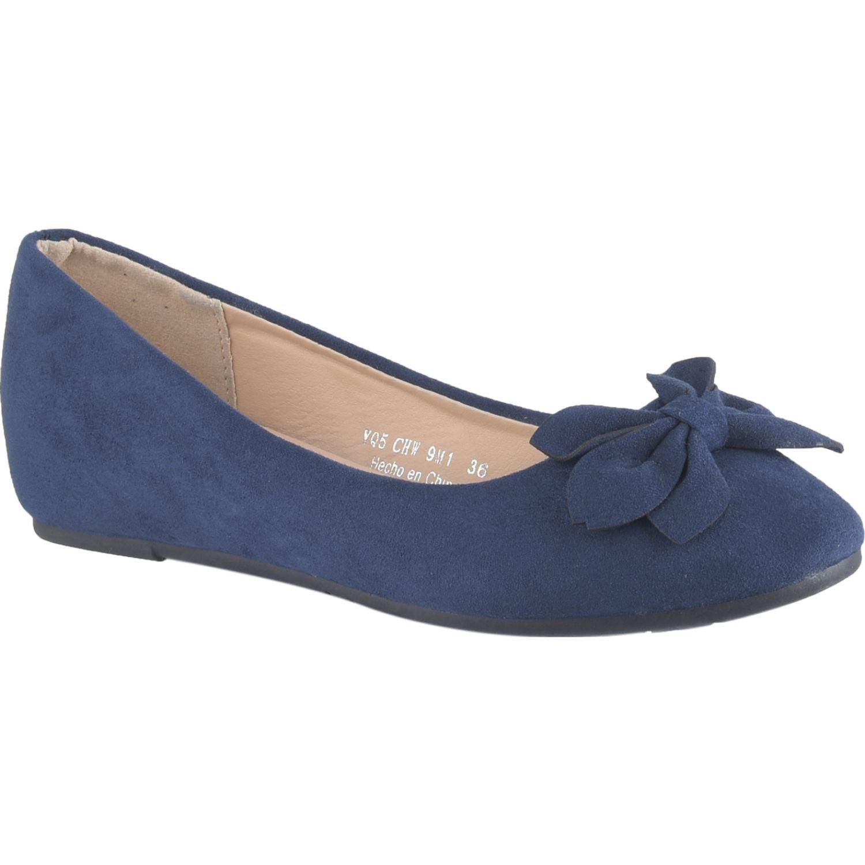 Platanitos Chw 9m1 Azul Flats