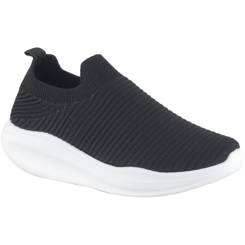 Platanitos Z 10a1 Negro Zapatillas Fashion