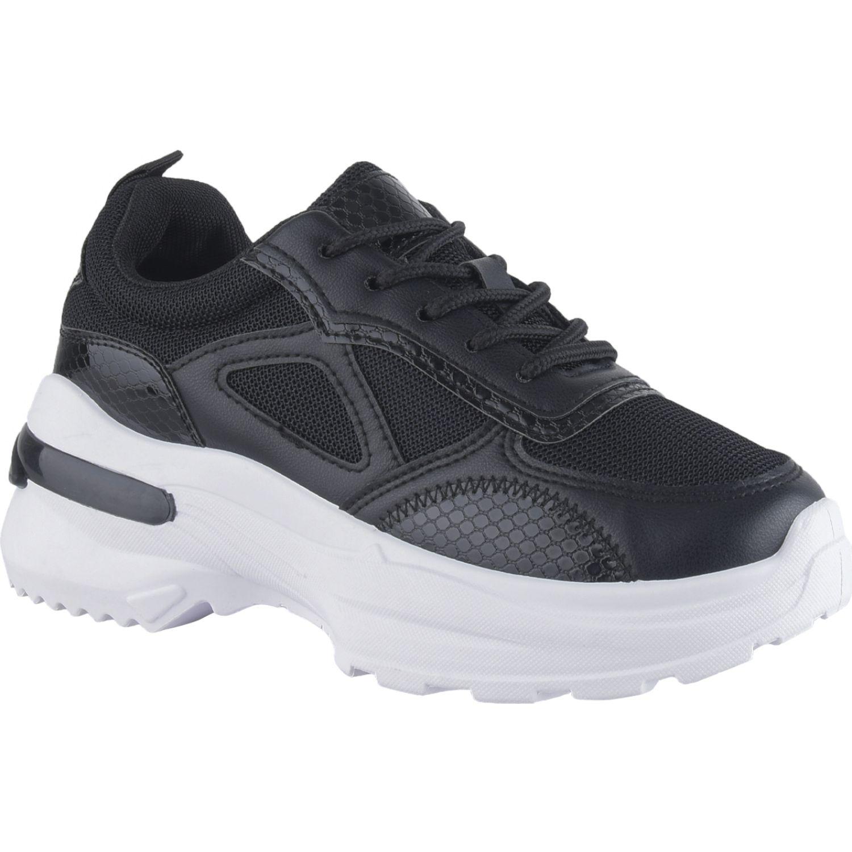 Platanitos Z S023 Negro Zapatillas Fashion