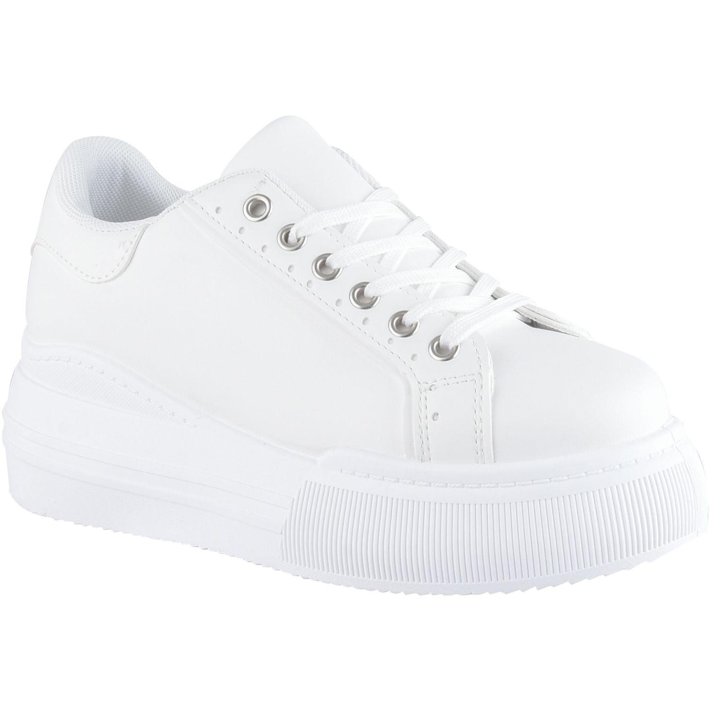 Platanitos Z 1075 Blanco Zapatillas Fashion