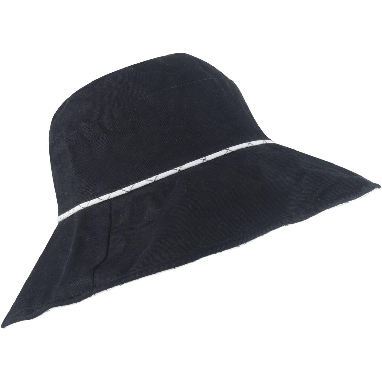 Platanitos Sombrero Dama 5007 Negro Sombreros para el sol