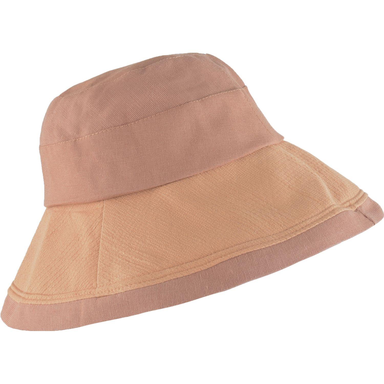 Platanitos Sombrero Dama 5003 Coral Sombreros para el sol