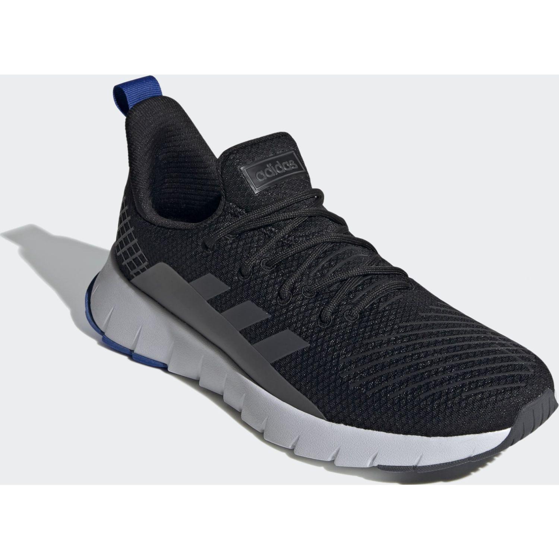 Adidas Asweego Negro Correr por carretera