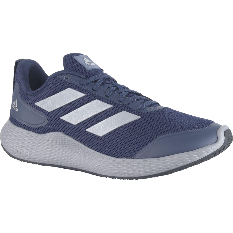 Adidas Edge Gameday Navy Running en pista