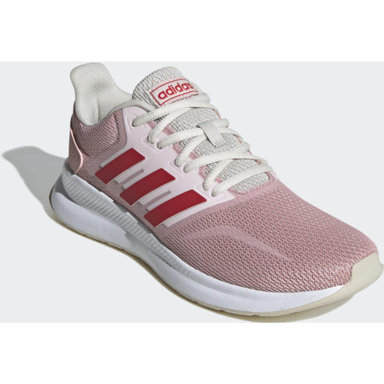 Adidas RUNFALCON Rosado Running en pista