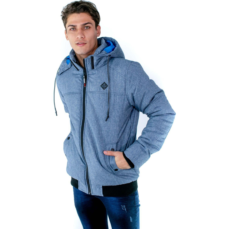 RIFF&RAFF Eskimo Azul Casacas deportivas