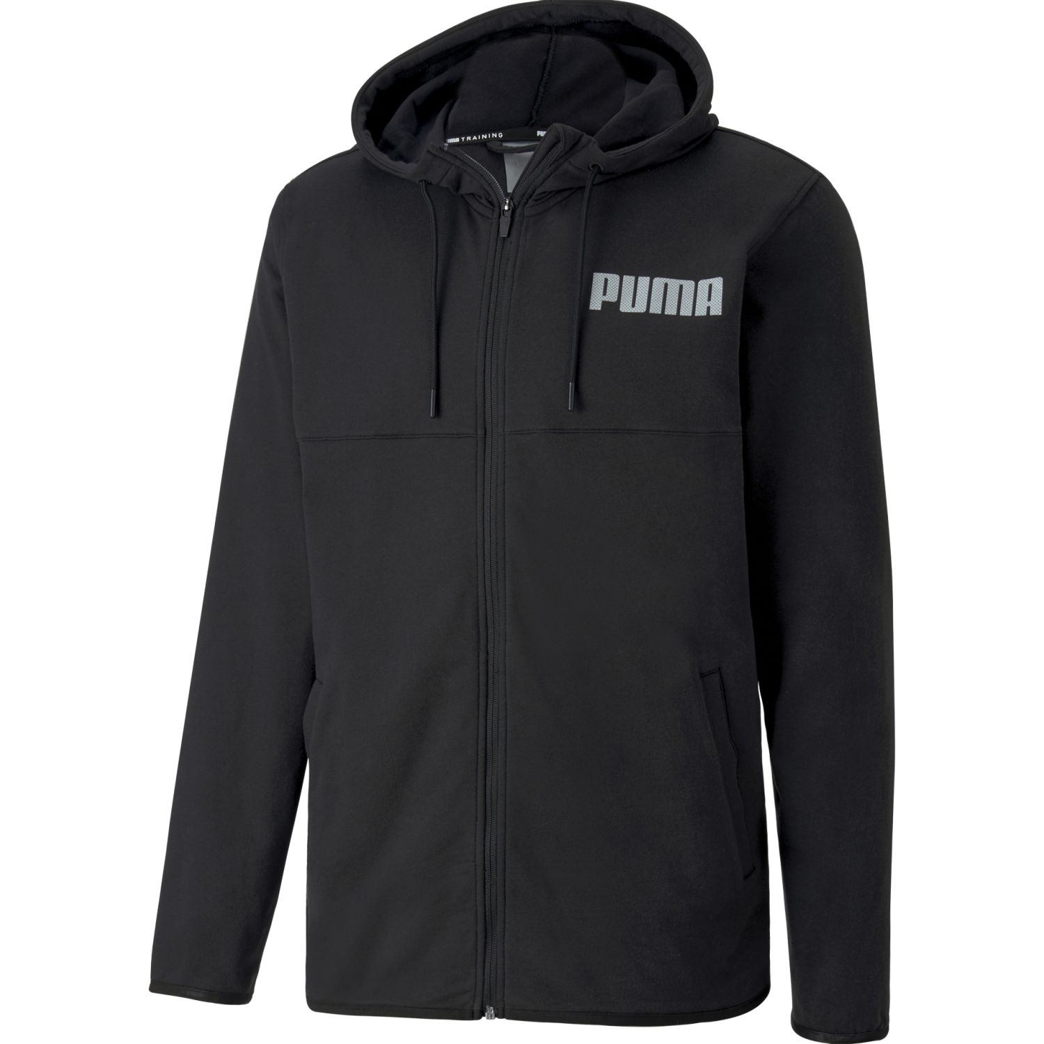Puma Collective Warm Up Jacket Negro Casacas de Atletismo