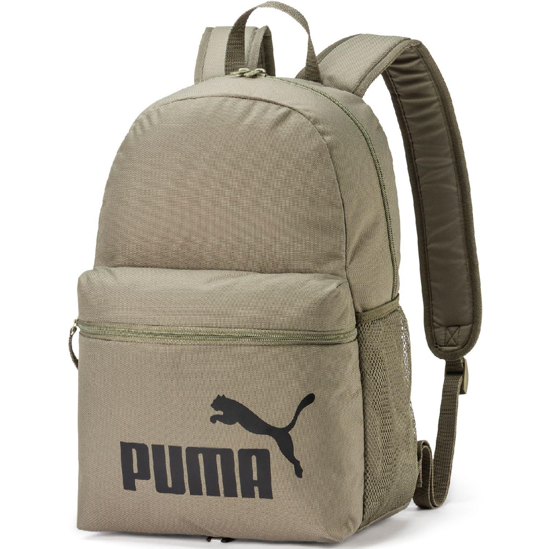 Puma Puma Phase Backpack Olivo Mochilas Multipropósitos
