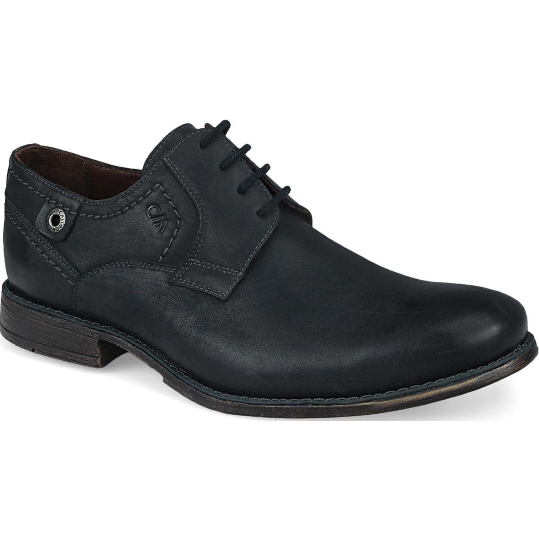 Calimod Zapato Casual Caballero Vcp002to Negro Oxfords