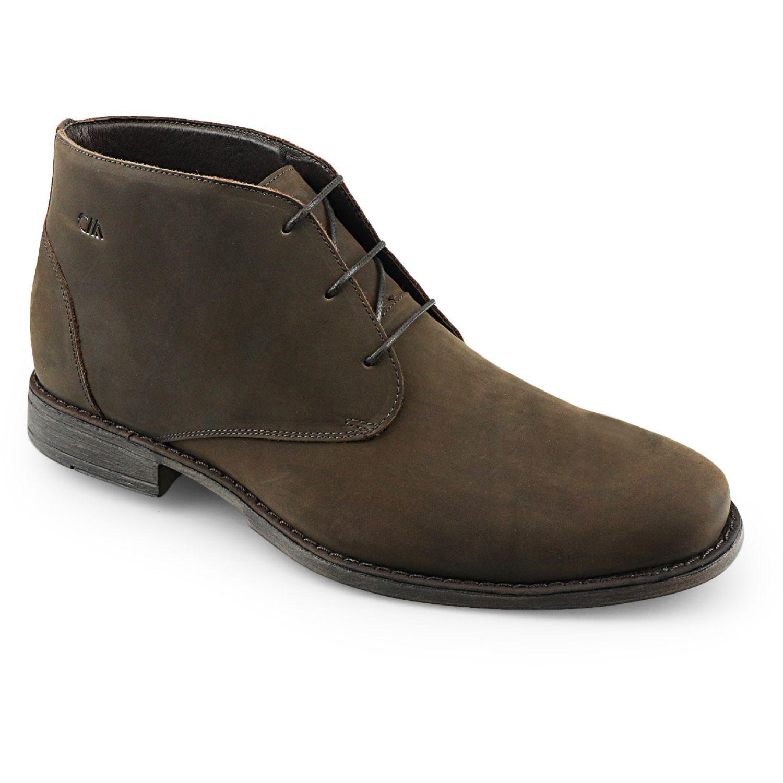 Calimod Zapato Casual Caballero Cfb001to Marron Oxfords