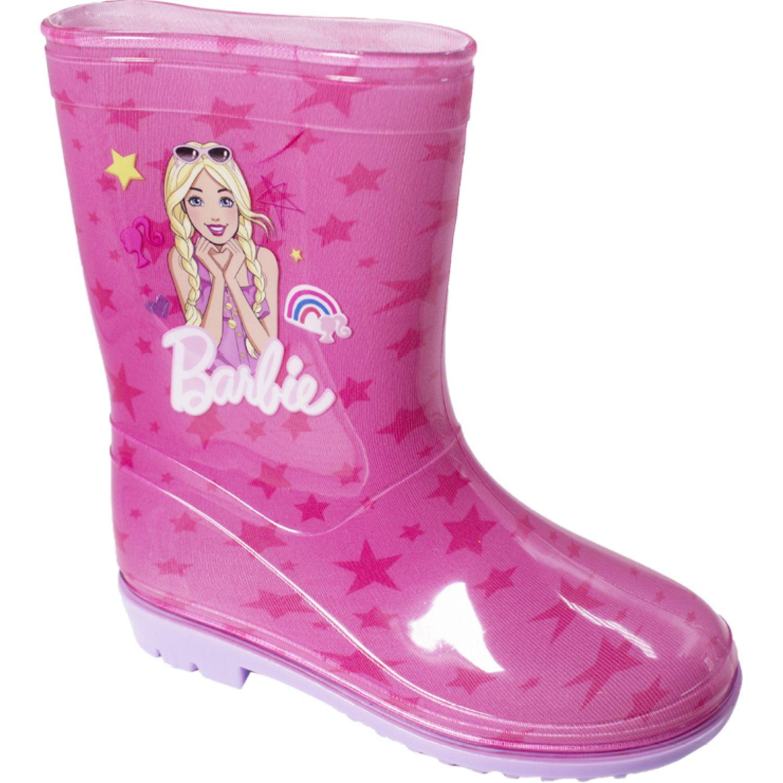 Barbie Botas Para Lluvia Barbie Fucsia Botas para lluvia