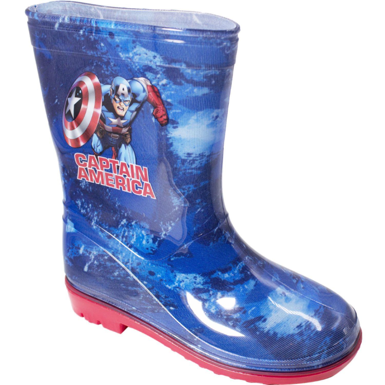 Avengers Botas Para Lluvia Avengers Azul Botas para lluvia