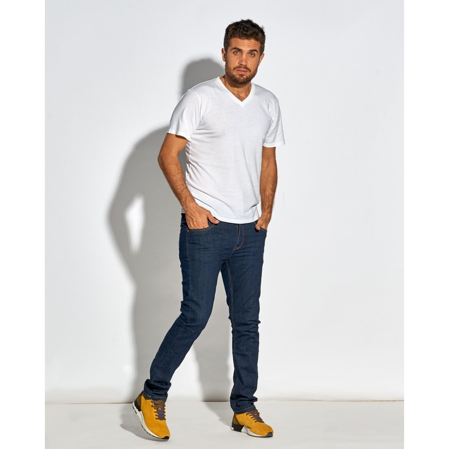 Octo Denim Co Jean Slim Paul Natural Casual
