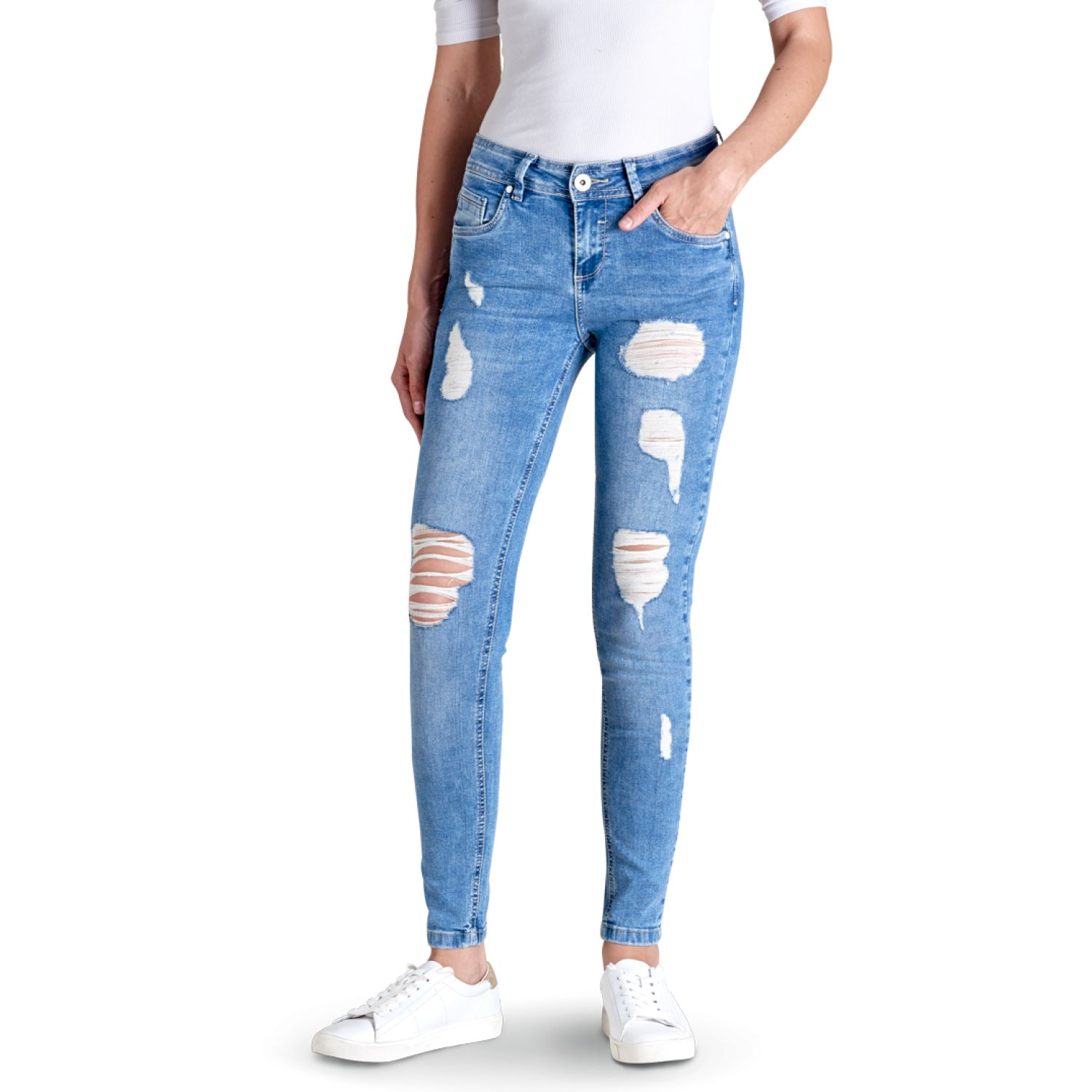 Octo Denim Co Jean Stretch Olivia Celeste Casual