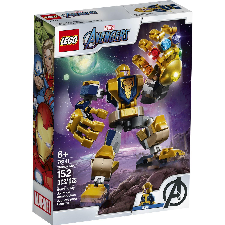 Lego MECH THANOS Varios Juegos de construcción