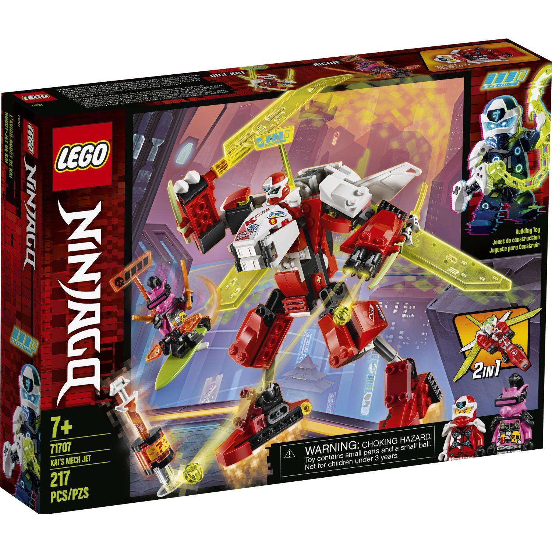 Lego Jet De Kai Varios Juegos de construcción