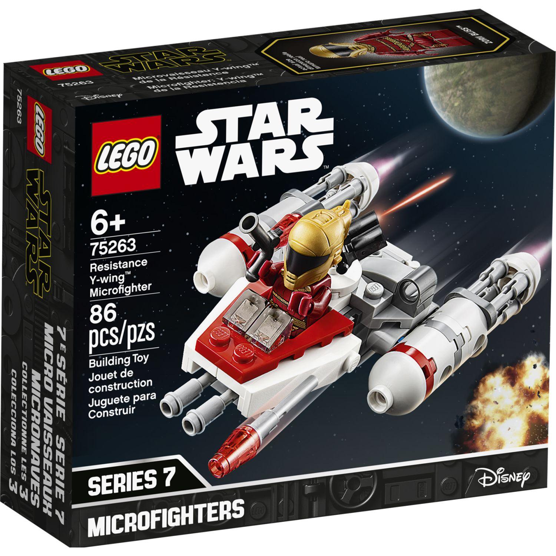 Lego SET STARWARS 01 Varios Juegos de construcción