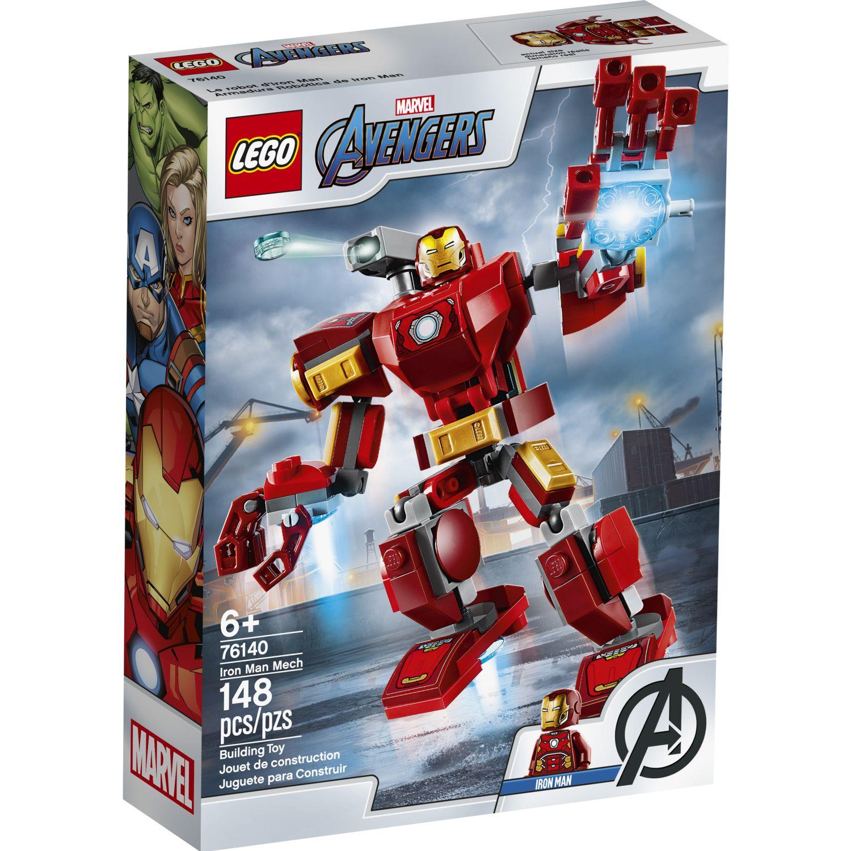 Lego Mech Iron Man Varios Juegos de construcción