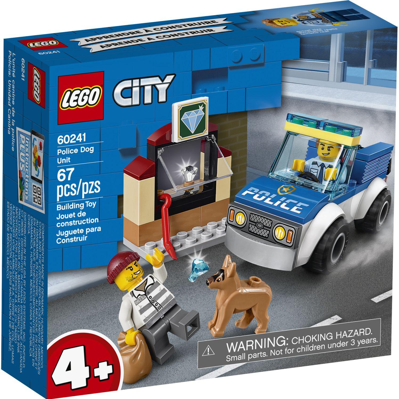 Lego Policia Canina Varios Juegos de construcción