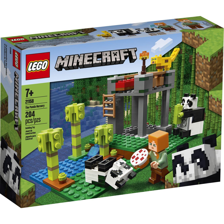 Lego SET MINECRAFT-3 Varios Juegos de construcción