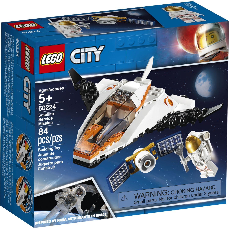 Lego Mision Del Satelite Varios Juegos de construcción