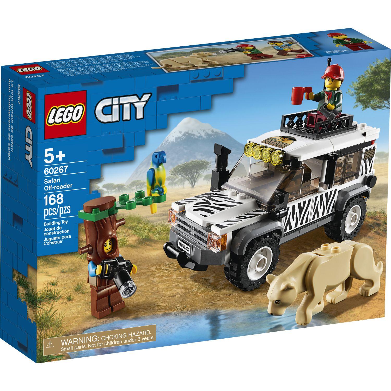 Lego SAFARI DIVERTIDO Varios Juegos de construcción