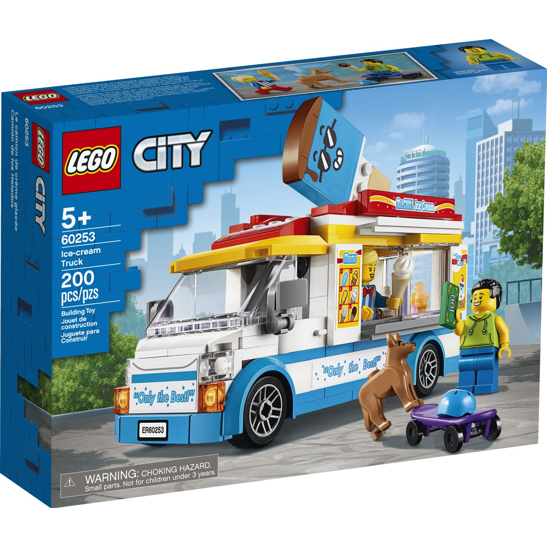 Lego CAMION DE HELADOS Varios Juegos de construcción