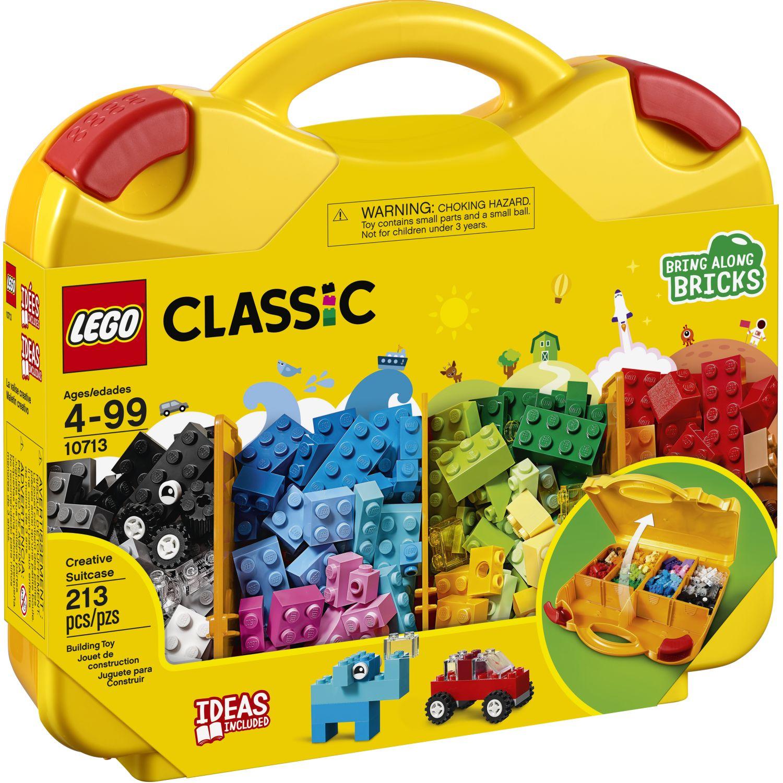 Lego Maletín Creativo Varios Juegos de construcción