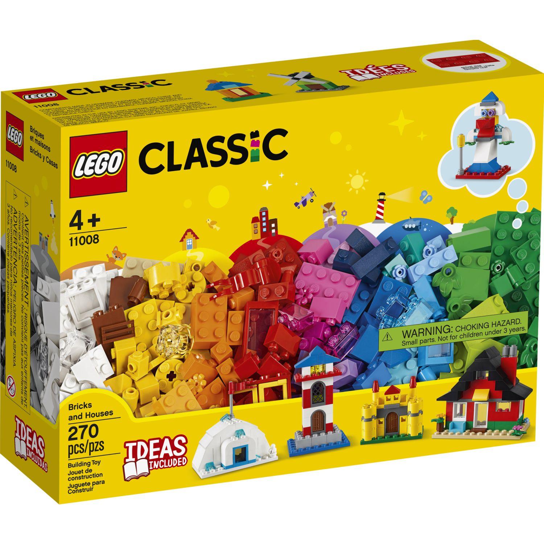 Lego LADRILLOS Y CASAS Varios Juegos de construcción