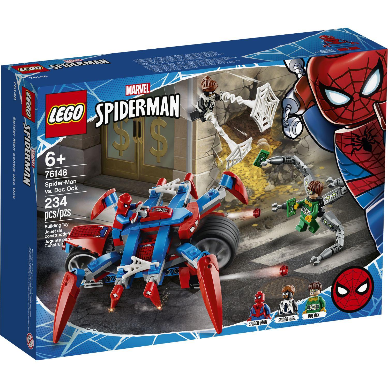 Lego BICI DE SPIDERMAN Varios Juegos de construcción