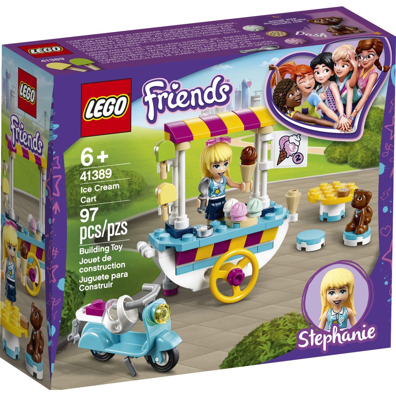 Lego Carrito De Helados Varios Juegos de construcción