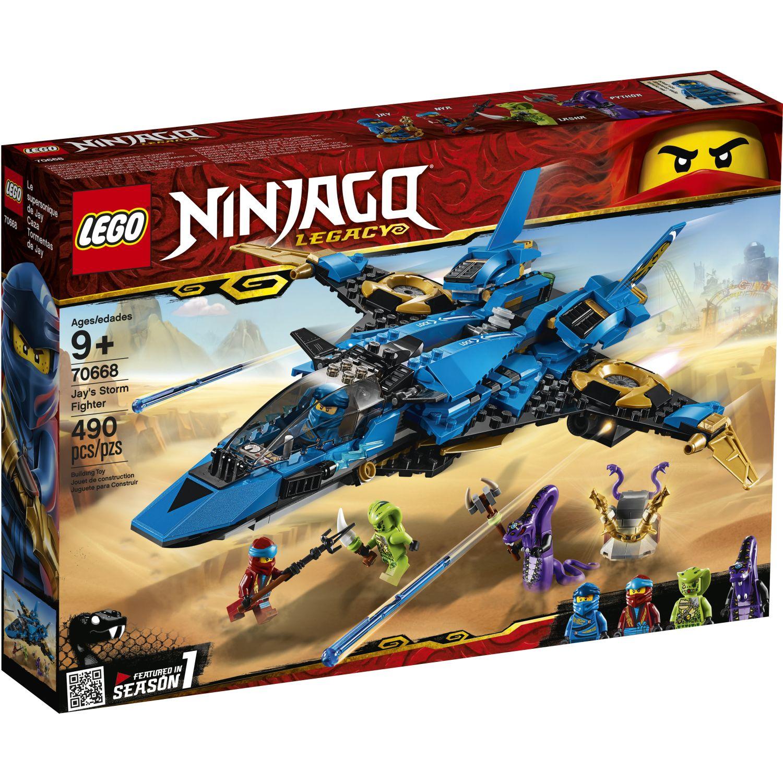 Lego Caza Tormentas De Jay Varios Juegos de construcción