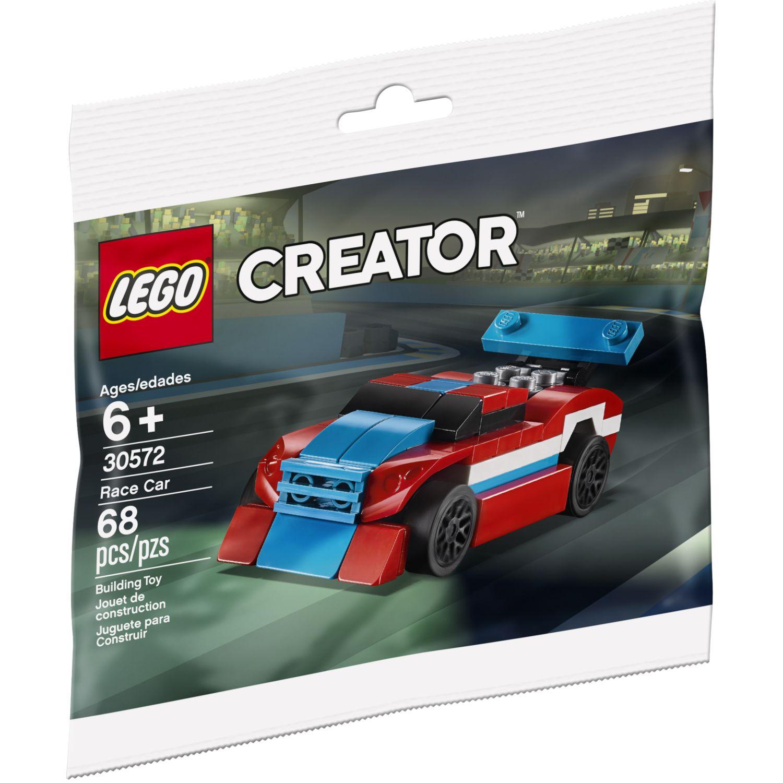 Lego Set Promo Auto Carrera Varios Juegos de construcción