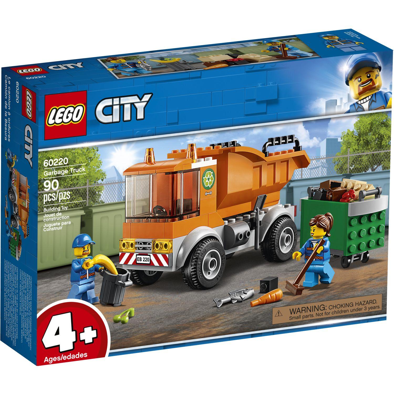 Lego Camión De La Basura Varios Juegos de construcción