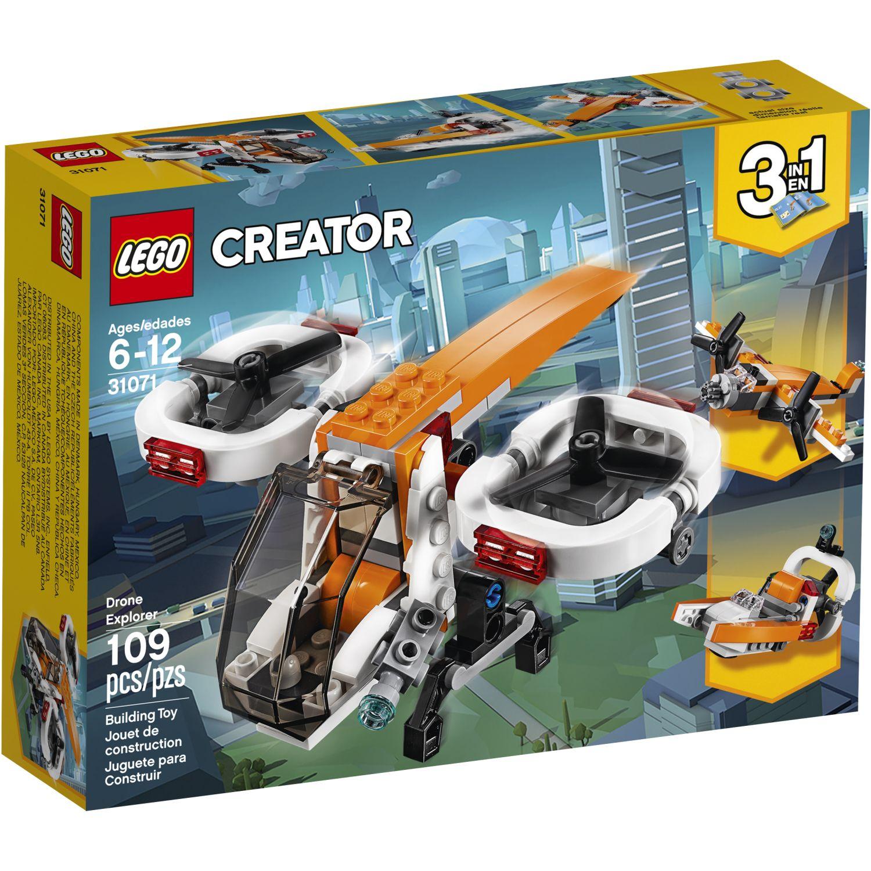 Lego Dron De Exploración Varios Juegos de construcción